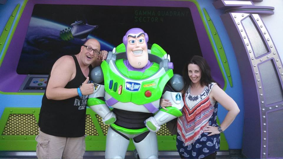Shawn and Shannon and Buzz